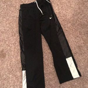Nike youth black pant